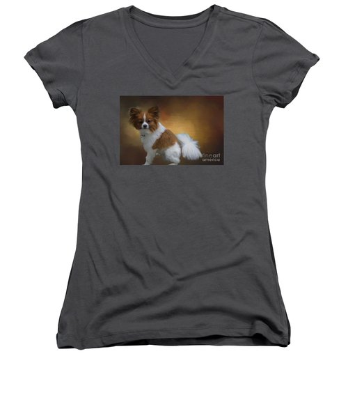 Lucky Women's V-Neck