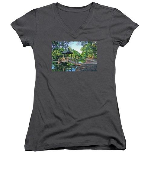 Lucy Park Women's V-Neck T-Shirt
