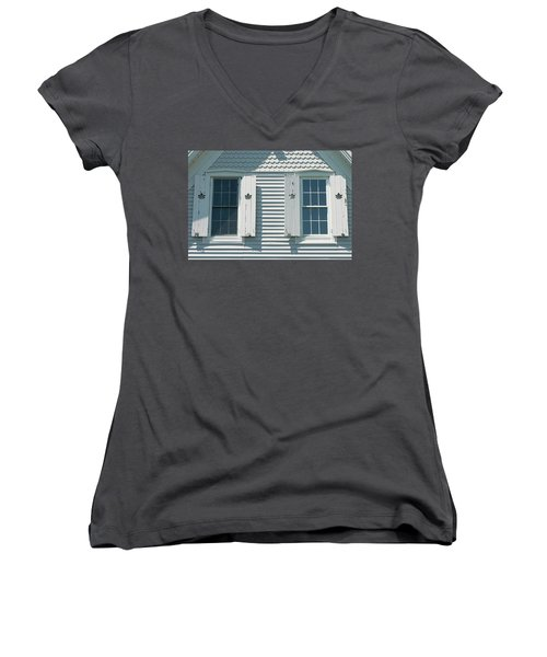Made In Canada Women's V-Neck