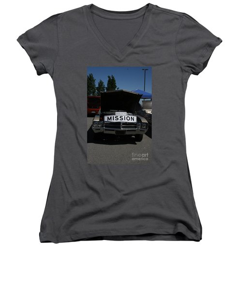 Made In The Mission Women's V-Neck