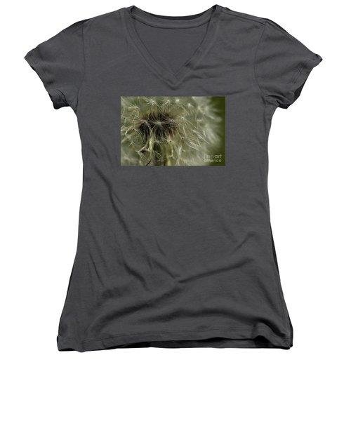 Make A Wish Women's V-Neck T-Shirt (Junior Cut) by JT Lewis