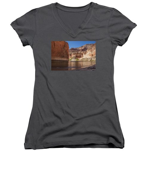 Marble Canyon Grand Canyon National Park Women's V-Neck