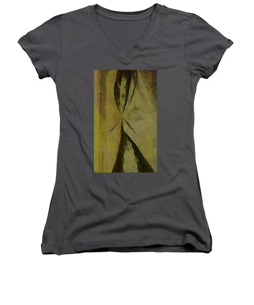 March Of The Ent Women's V-Neck T-Shirt