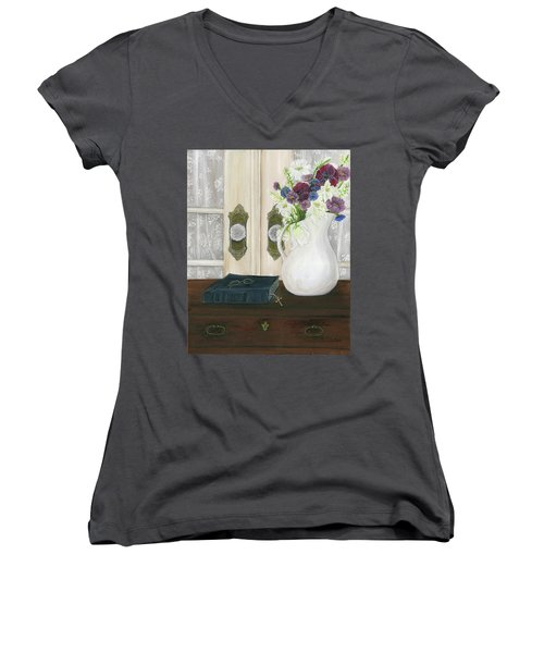 Marvelous Grace Women's V-Neck T-Shirt