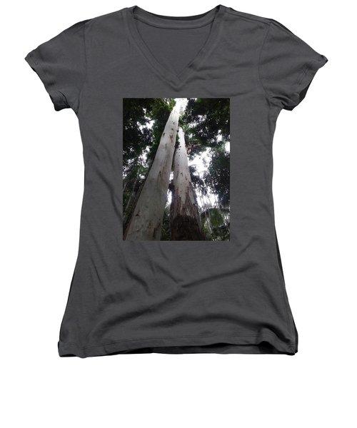 Mary Cairncross Rainforest  Women's V-Neck