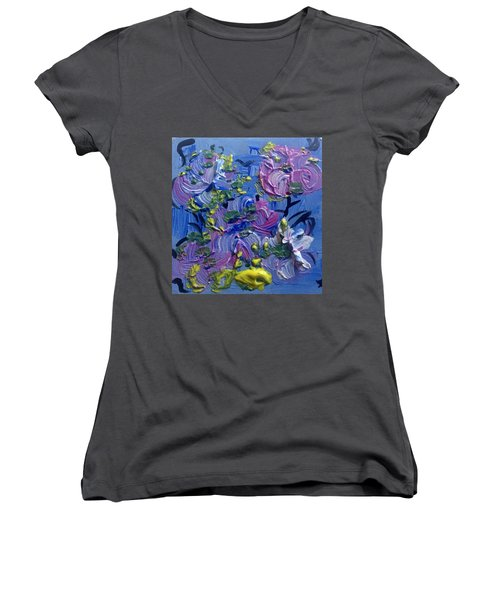 Matter Of Fact Your Beautiful  Women's V-Neck T-Shirt