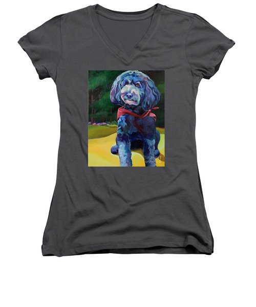 Mcconnell Women's V-Neck T-Shirt