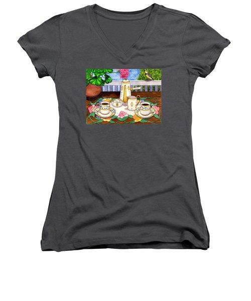 Meadowlark Women's V-Neck T-Shirt