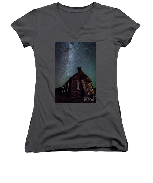 Midnight Mass  Women's V-Neck