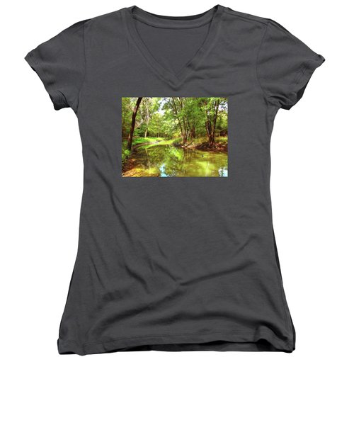 Midsummer Dream Women's V-Neck T-Shirt