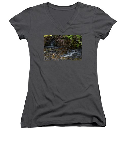 Mill Creek Women's V-Neck (Athletic Fit)