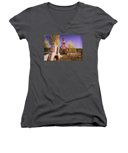Mission Women's V-Neck