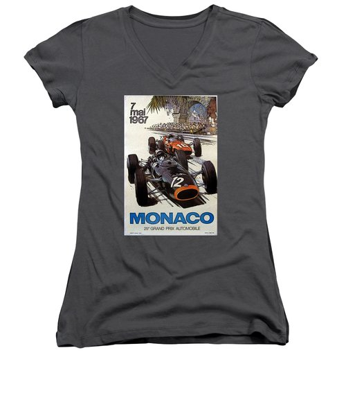 Monaco 67 Women's V-Neck