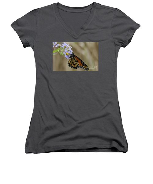 Monarch 2015 Women's V-Neck