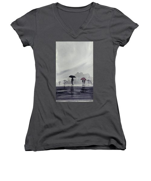 Monsoons Women's V-Neck