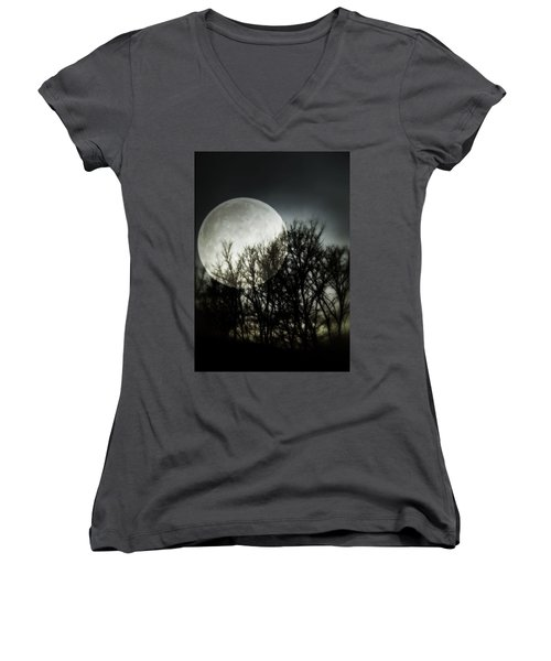 Moonlight Women's V-Neck