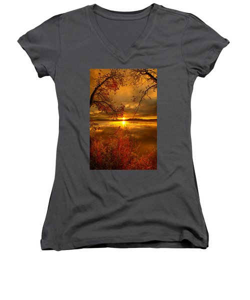 Mother Nature's Son Women's V-Neck