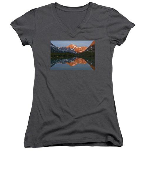 Mt. Gould Women's V-Neck
