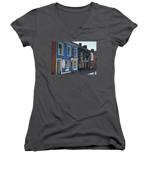 Murphys Ice Cream Dingle Ireland Women's V-Neck