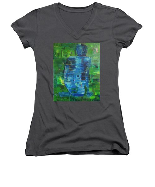 My Matisse Women's V-Neck