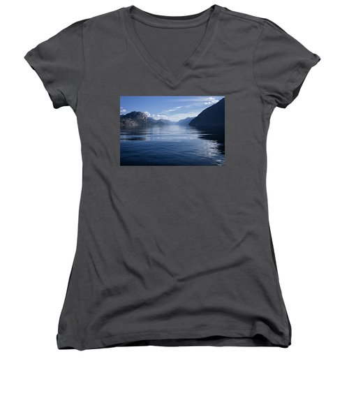 My Thoughts Keep Coming Back To You Women's V-Neck