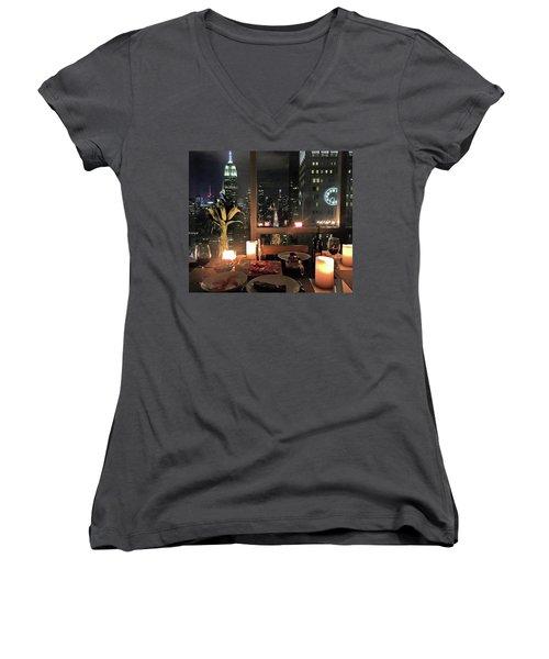My View Women's V-Neck T-Shirt