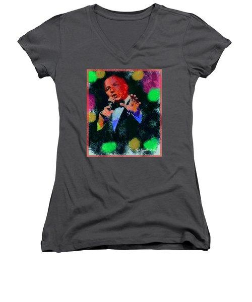 My Way Women's V-Neck T-Shirt