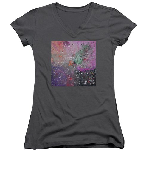 Mystical Dance Women's V-Neck