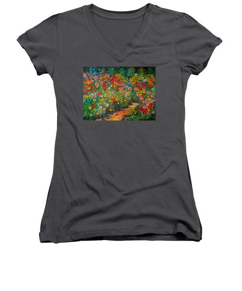 Natural Rhythm Women's V-Neck