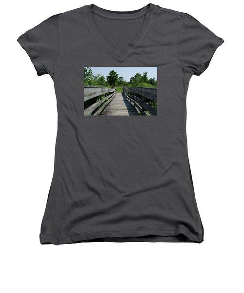Nature Bridge Women's V-Neck