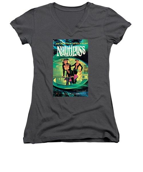Nautipuss Women's V-Neck