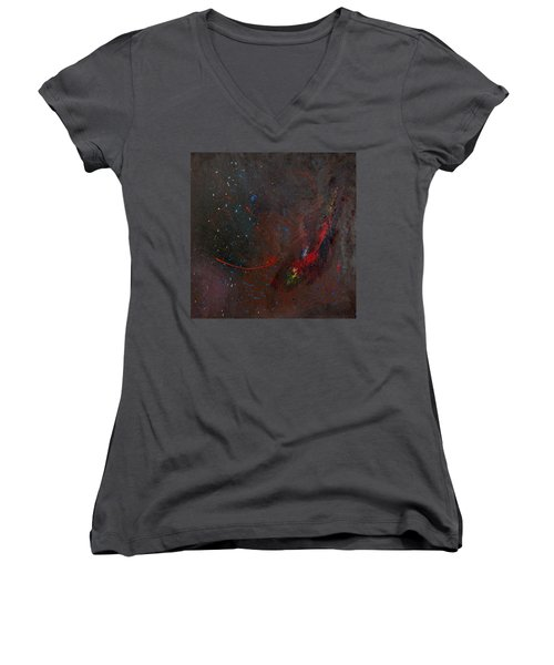 Nebula Women's V-Neck