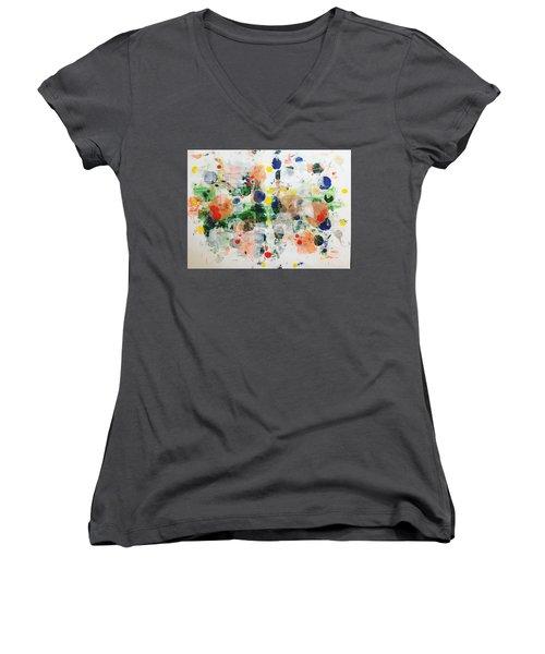 New Haven No 4 Women's V-Neck T-Shirt