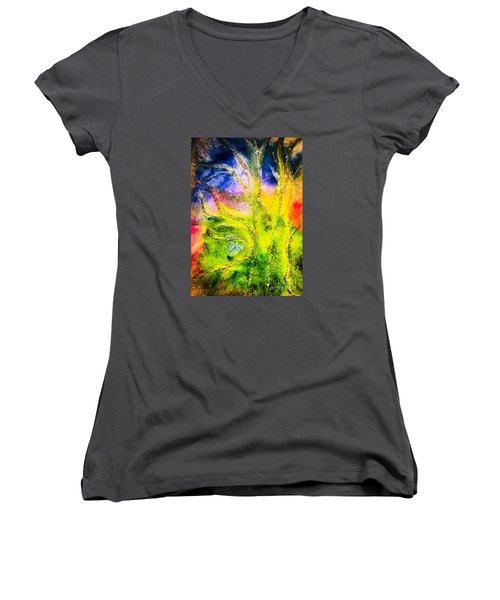 New Tree Women's V-Neck (Athletic Fit)