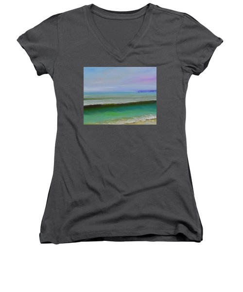 North To Dana Point Women's V-Neck