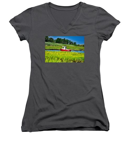 Northeast Women's V-Neck