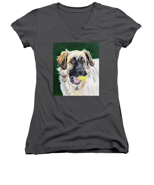 Not Too Old To Play Women's V-Neck