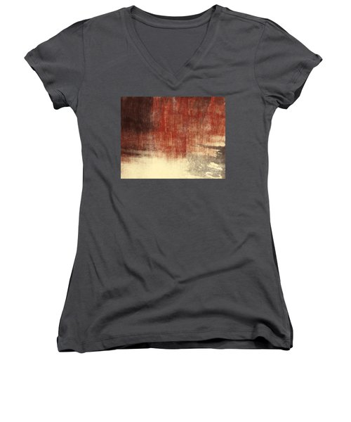 Notable Women's V-Neck (Athletic Fit)