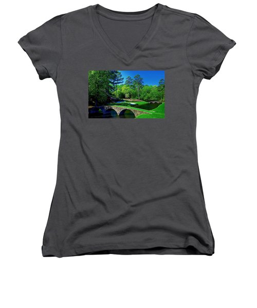 Number 12 Women's V-Neck