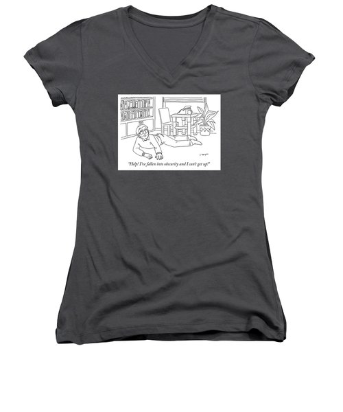Obscurity Women's V-Neck