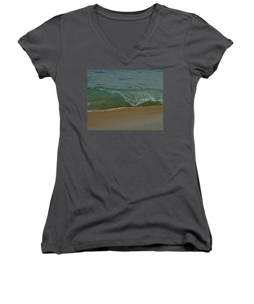 Ocean Wave Women's V-Neck T-Shirt