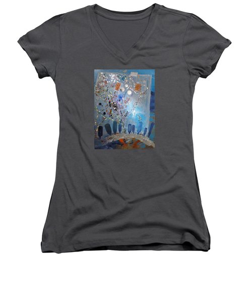 Of South 2 Women's V-Neck (Athletic Fit)