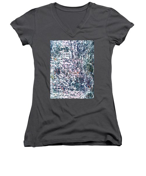 18-offspring While I Was On The Path To Perfection 18 Women's V-Neck