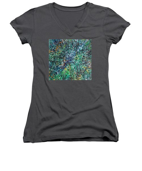 47-offspring While I Was On The Path To Perfection 47 Women's V-Neck