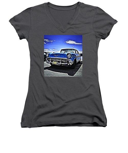 Oh Yeah Women's V-Neck T-Shirt