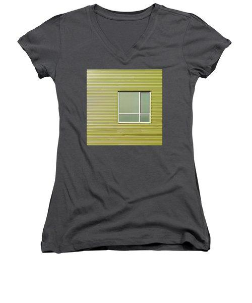 Ohio Windows 1 Women's V-Neck