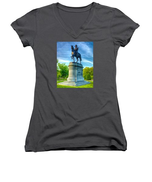 Old George 6355 Women's V-Neck T-Shirt