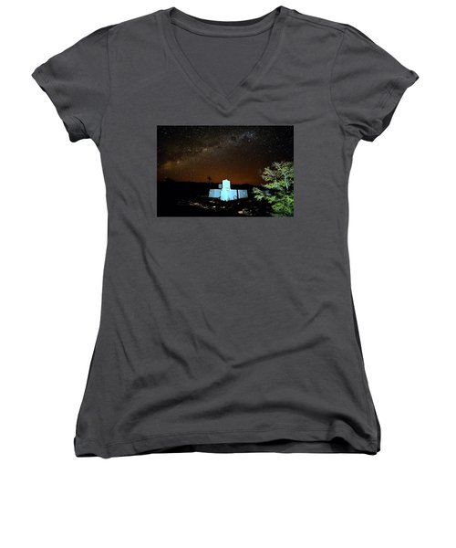 Old Owen Springs Homestead Women's V-Neck