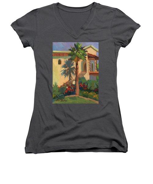 Old Town La Quinta Palm Women's V-Neck