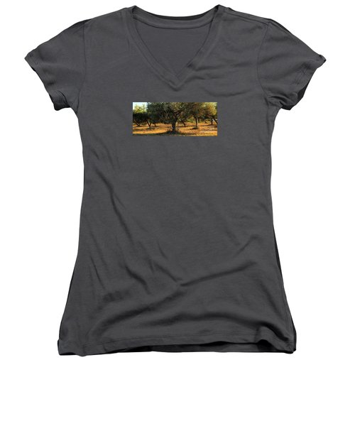 Olive Grove 3 Women's V-Neck